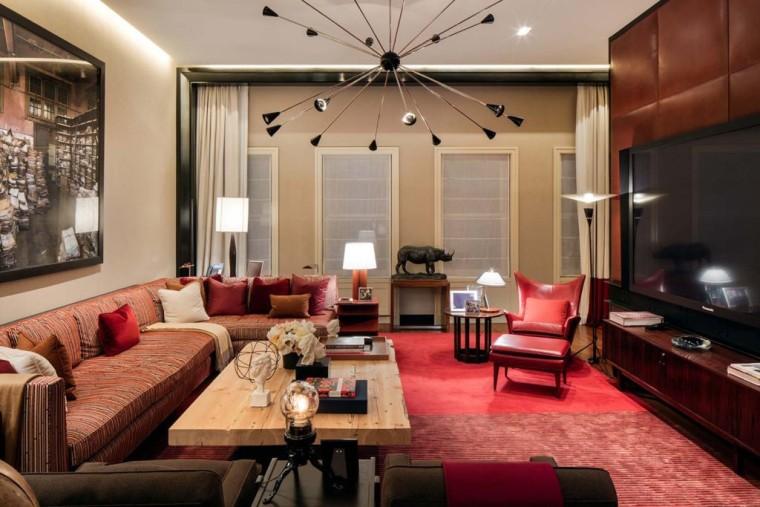 Mickey Drexler's Tribeca home