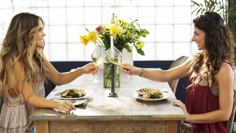 Karena and Katrina share healthy wine and dinner pairings