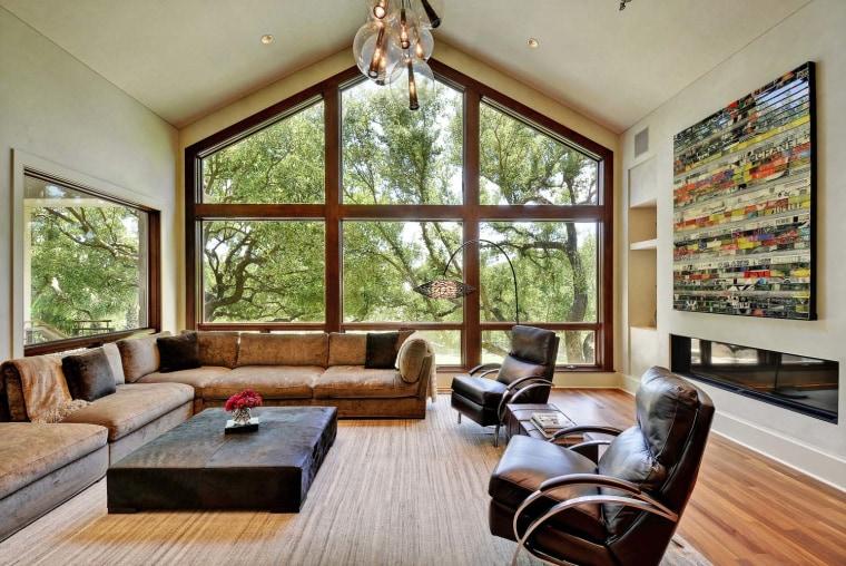 Tech entrepreneur's home that's for sale in Austin, Texas