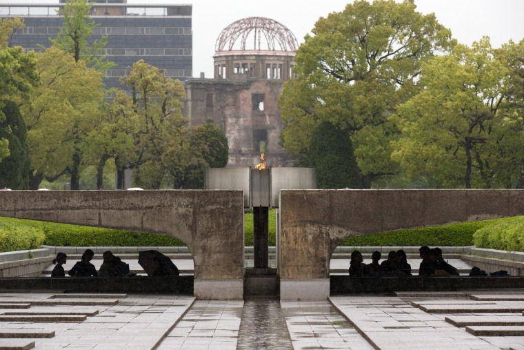 Image: Hiroshima Peace Memorial