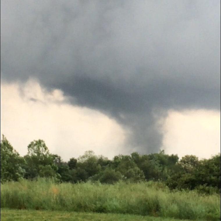 IMAGE: Kentucky tornado