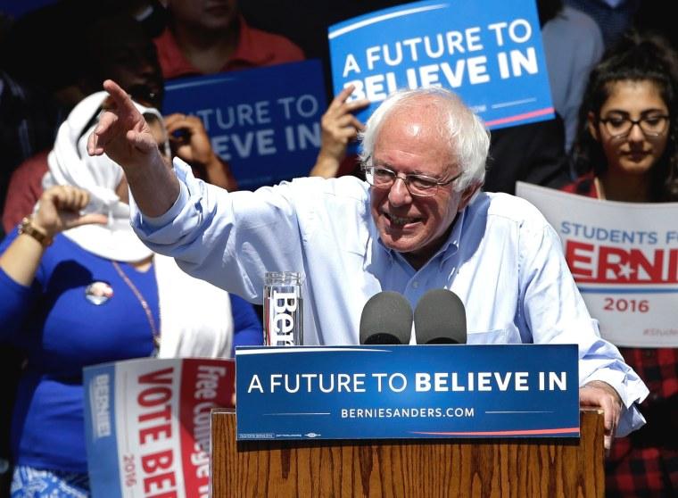 Image: Bernie Sanders