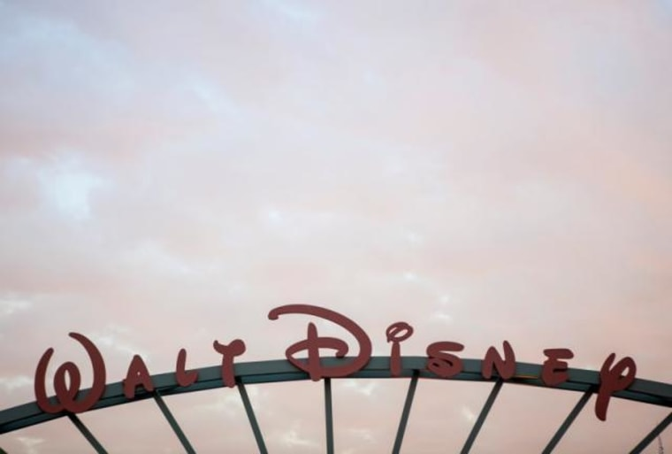 The Walt Disney headquarters in Burbank