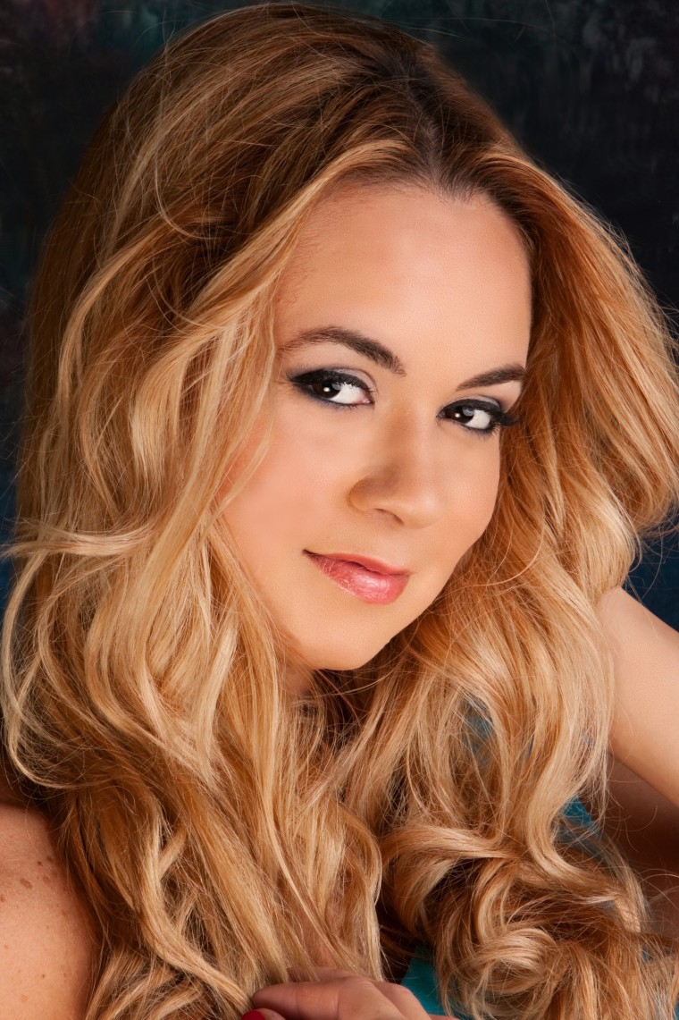 Iris Gomez, the founder of the BeautyChronicles.com