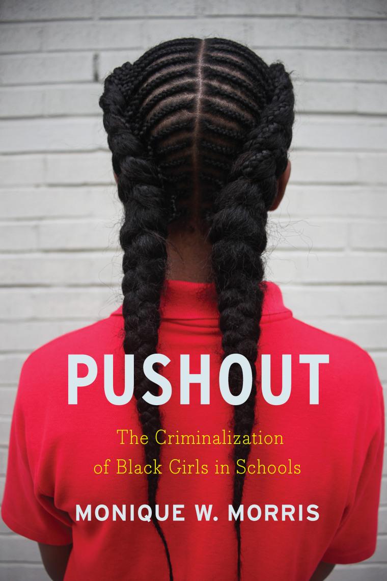 Pushout by Monique Morris