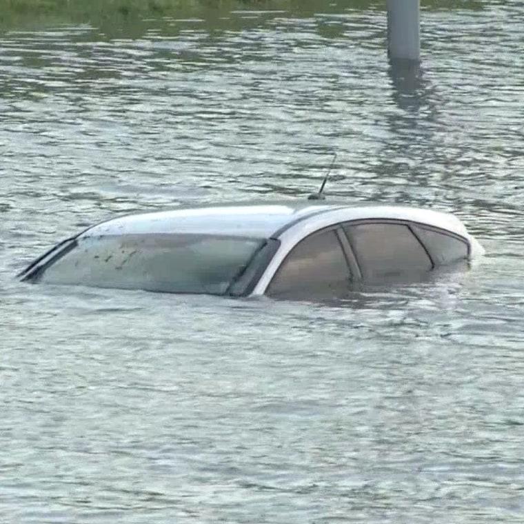 IMAGE: Flooding in San Antonio
