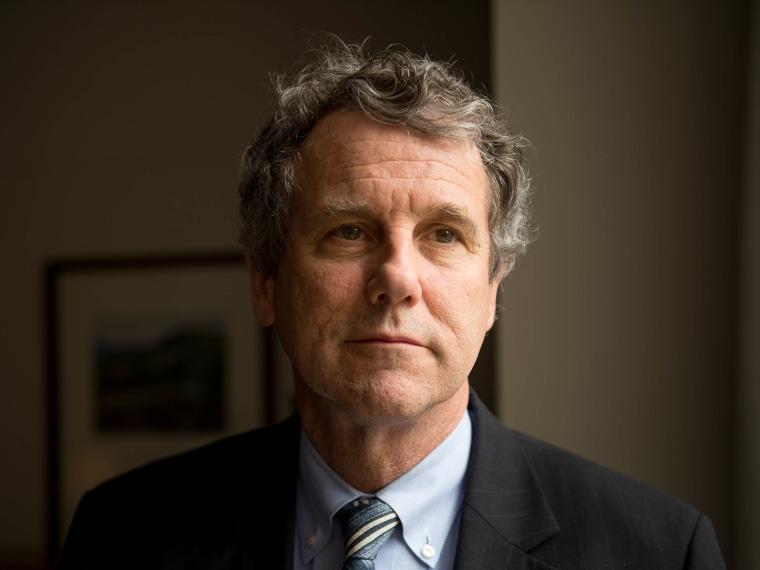 Profile of Sen. Sherrod Brown (D-Ohio)
