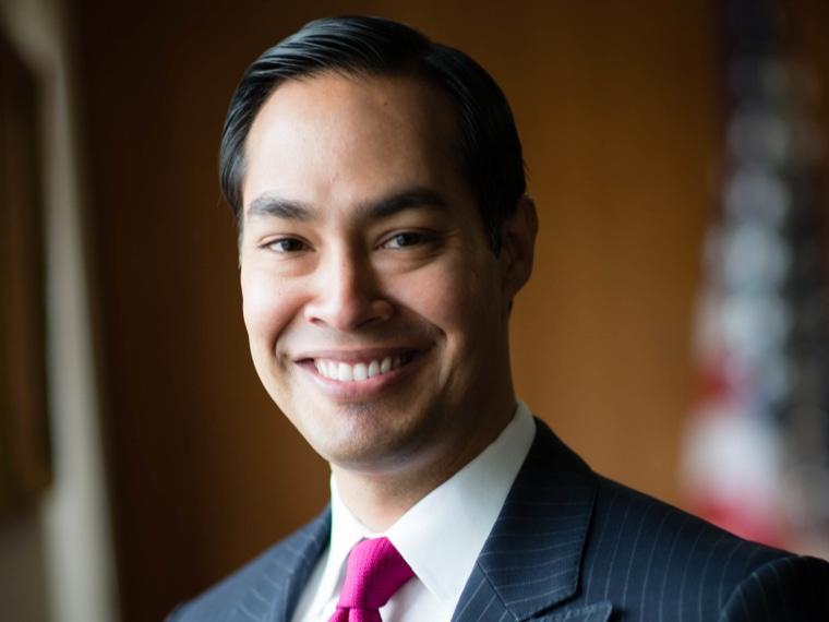 WASHINGTON, DC - SEPTEMBER 30:  Julian Castro, Secretary of Sec