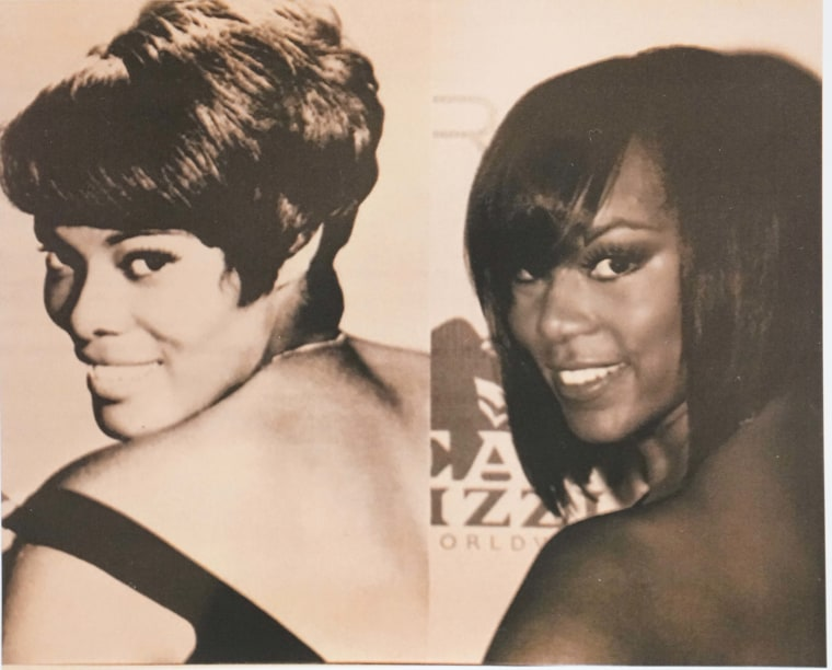 "Dionne Warwick (L) will be played by LeToya Luckett (R) in the upcoming biopic, ""Dionne."""