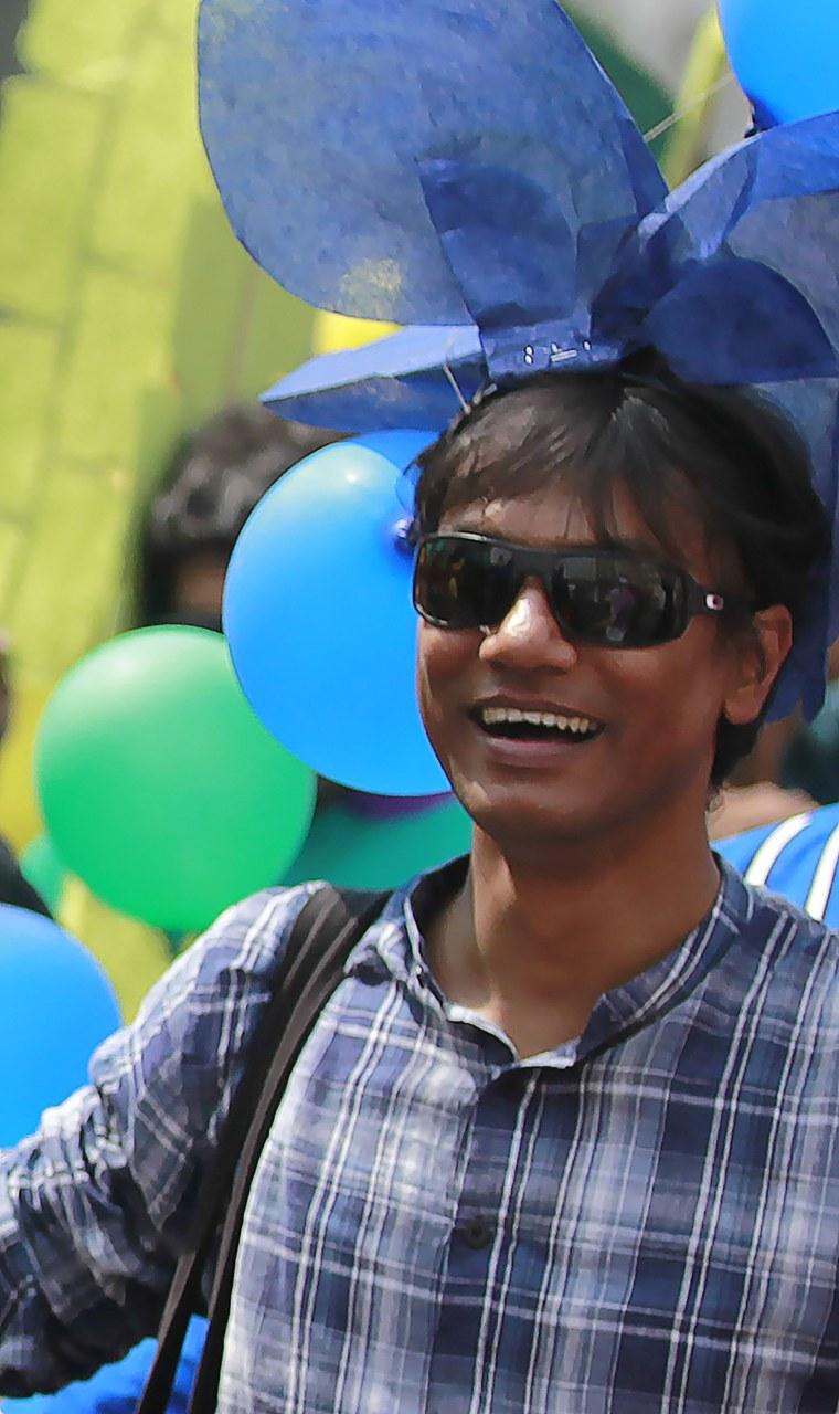 Image: Bangladesh activist Xulhaz Mannan