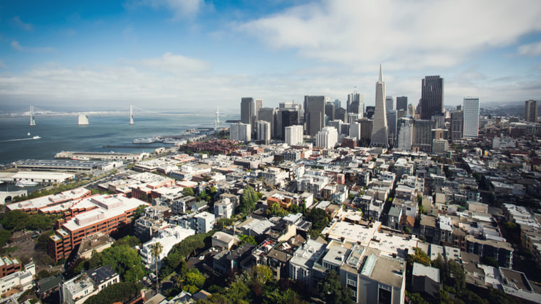 San Francisco is the No. 2 city for jobs