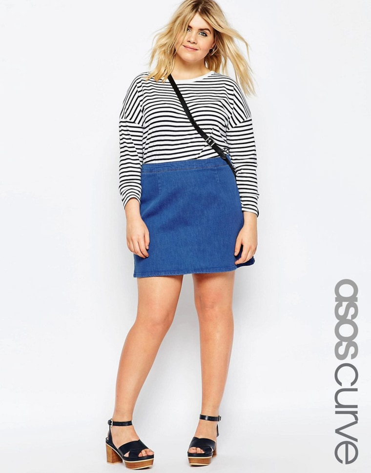 Denim skirts: Mini, pencil, button-up and other styles to try