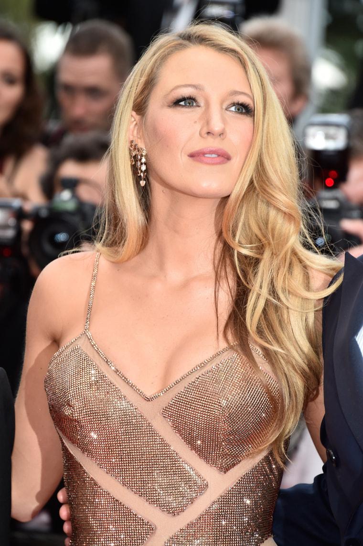 Blake Lively at Cannes Film Festival