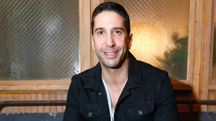 David Schwimmer: 'Friends' fame 'messed with my relationship
