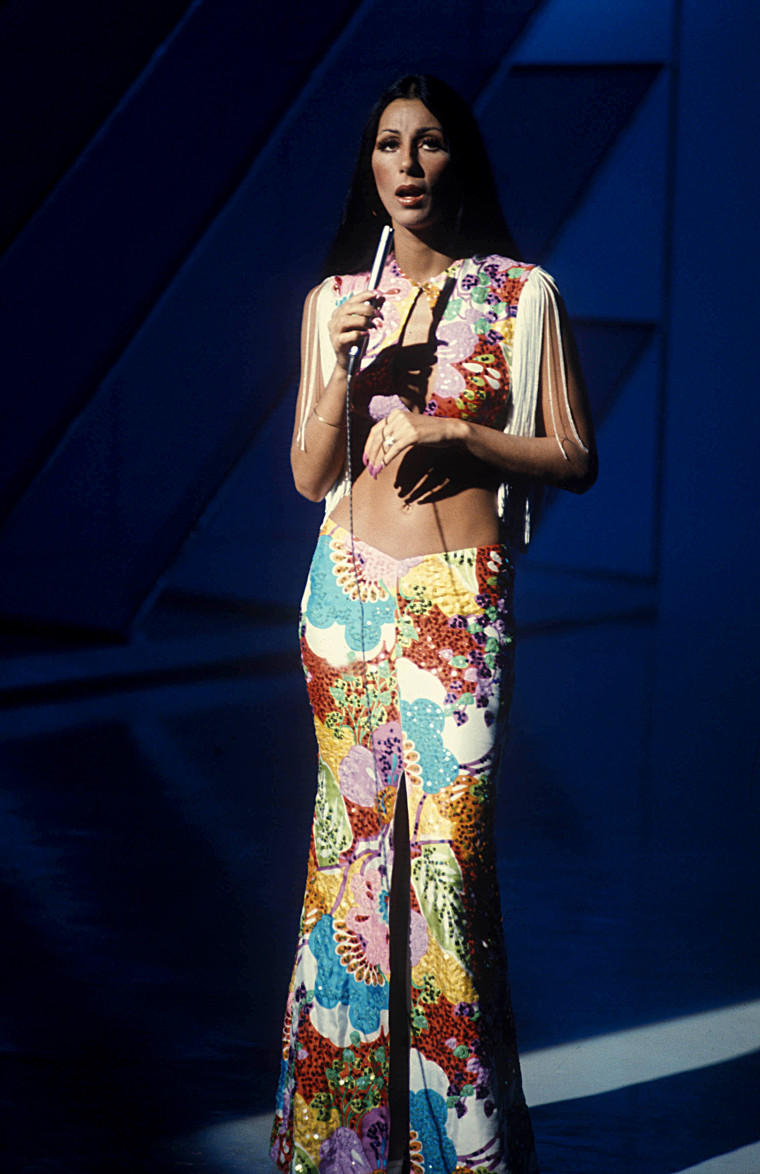 Cher's iconic style