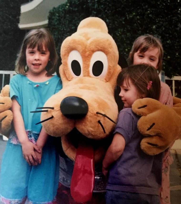 22-year-old ticket at Disney World