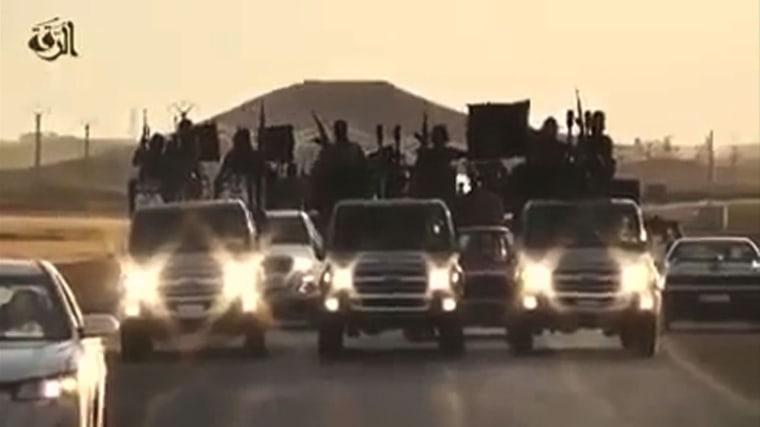 Image: SYRIA-IRAQ-US-CONFLICT-IS-JIHADISTS