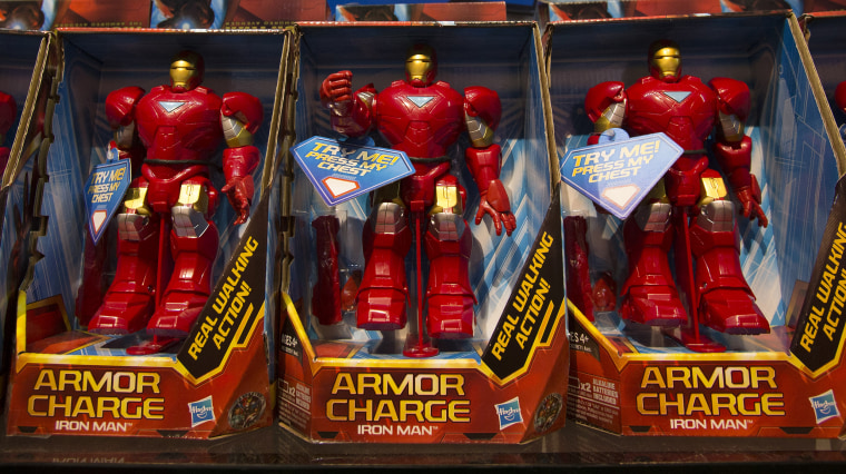 Hasbro Suffers Missed Gain as Stores Hold Back Avengers