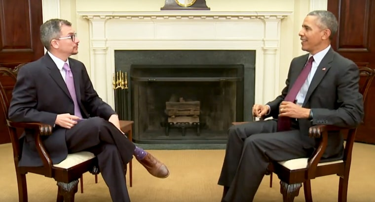 President Obama sits down with BuzzFeed News' Chris Geidner for a live interview to discuss Obama's Supreme Court nomination.
