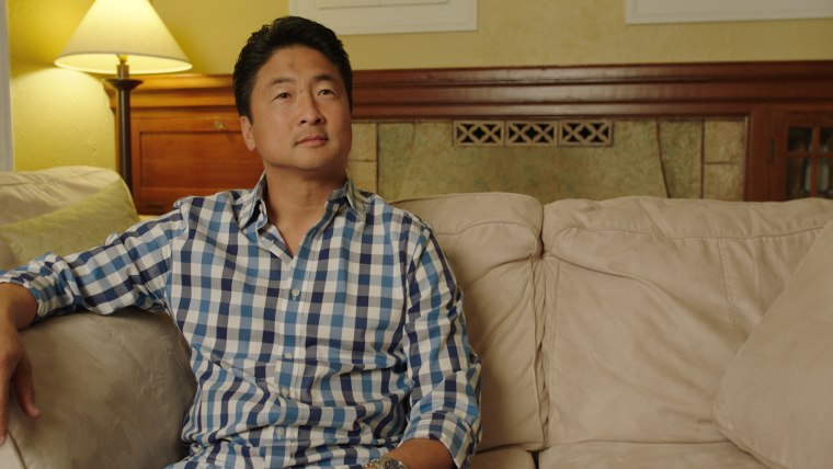"""Alan Wang, a former anchor at ABC 7 in San Francisco, was a subject of """"Be About It,"""" a documentary about hepatitis B."""