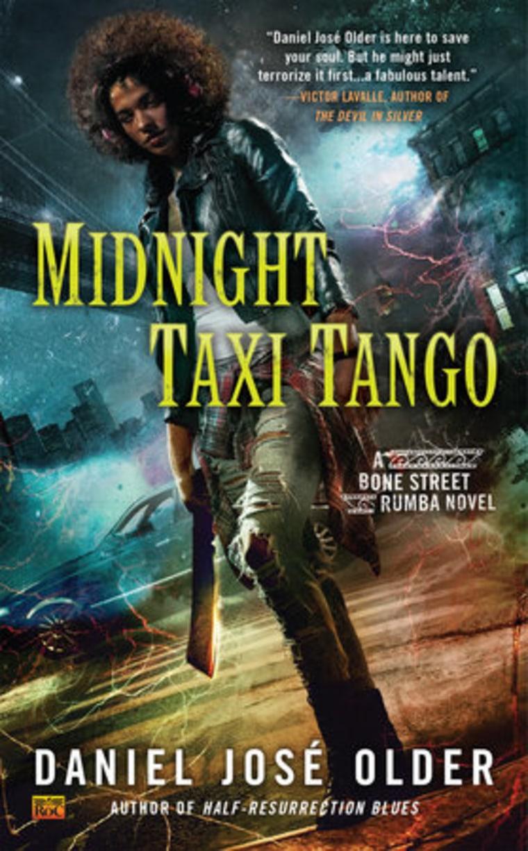 """Midnight Taxi Tango: A Bone Street Rumba Novel"" by Daniel Jos? Older"
