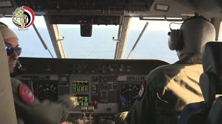 EgyptAir Flight MS804 Crashed in Deep Seas Near Underwater Mountains