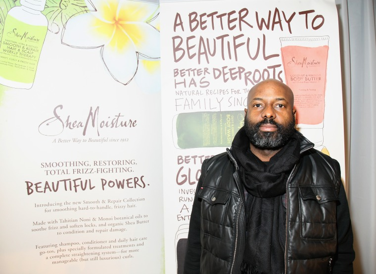 SheaMoisture At Tracy Reese F/W '15 - Backstage