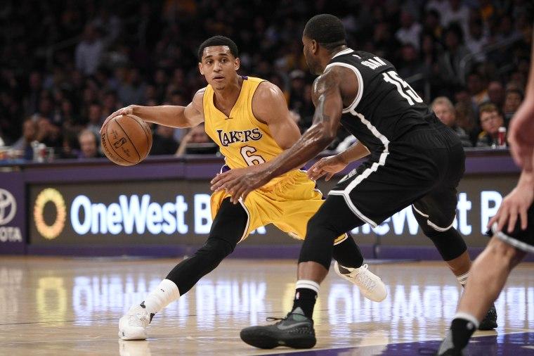 Image: NBA: Brooklyn Nets at Los Angeles Lakers