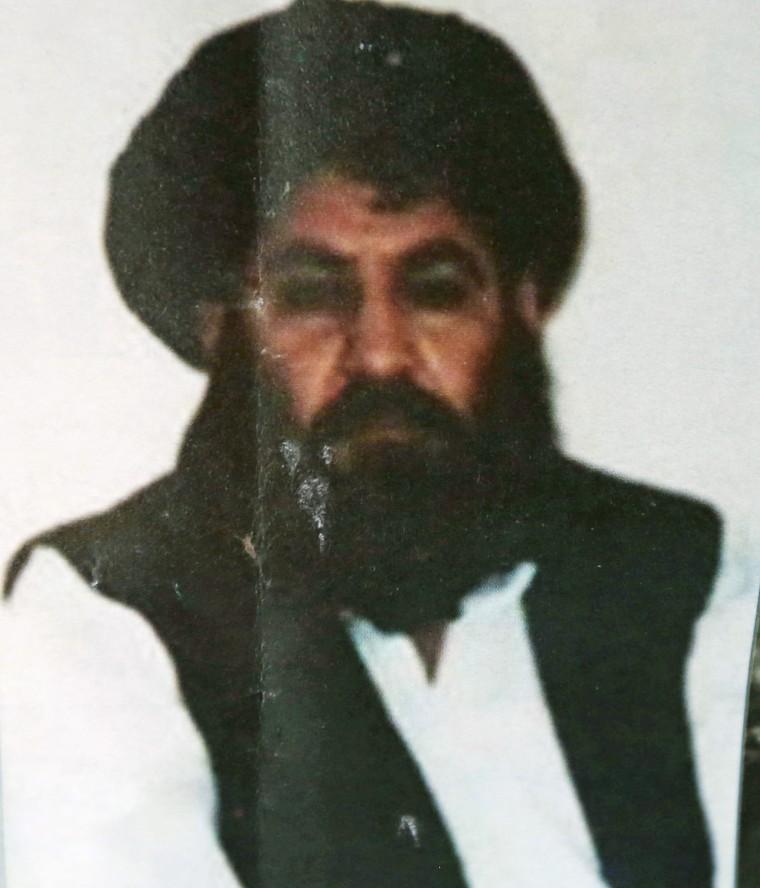 Akhtar Mansoor, Mohammad Omar