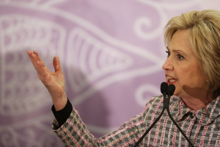 Hillary Clinton to speak at Fort Lauderdale gala for