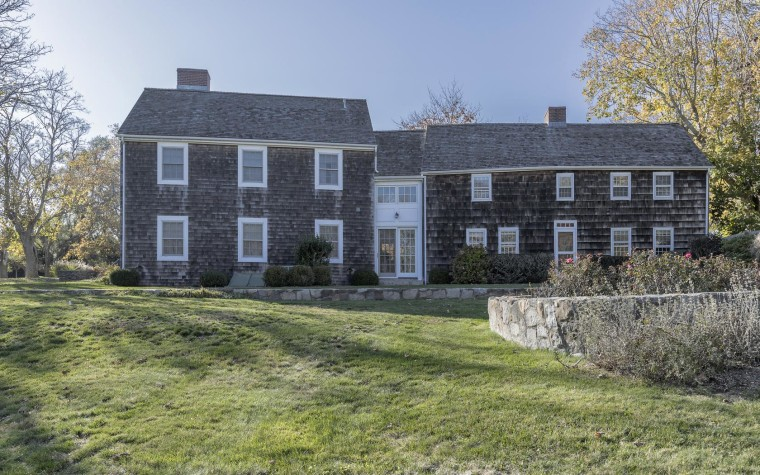 "216-year-hold Bridgehampton estate known as the ""Whale House"""