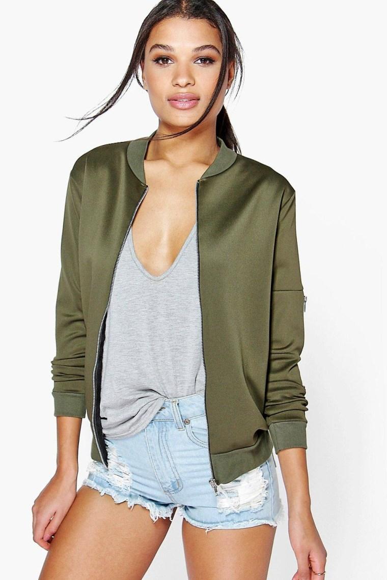 Summer womens jackets