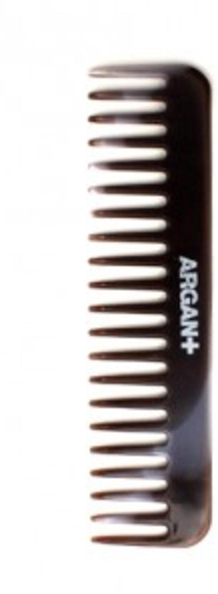 RickyCare ARGAN+ Extra Wide Comb