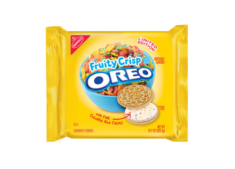Fruity Crisp Oreos