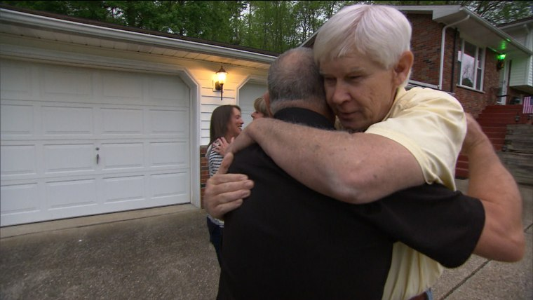 A friendship that began in Vietnam came full circle, four decades later.