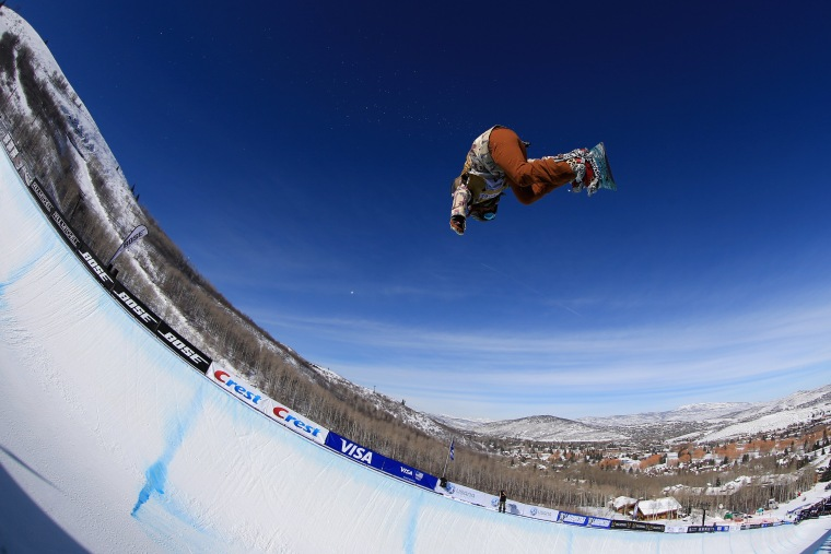 Chloe Kim Becomes First Woman to Land Two 1080 Spins, Wins U.S. Snowboarding Grand Prix