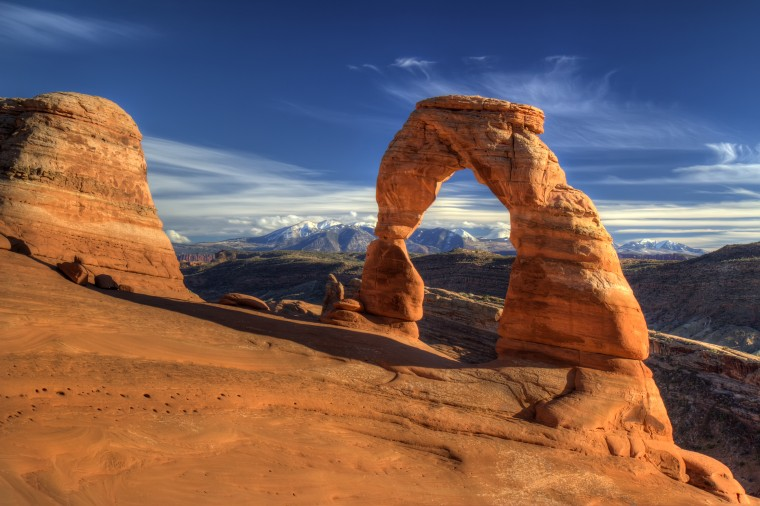 2 Fall To Their Deaths At Arches National Park In Utah