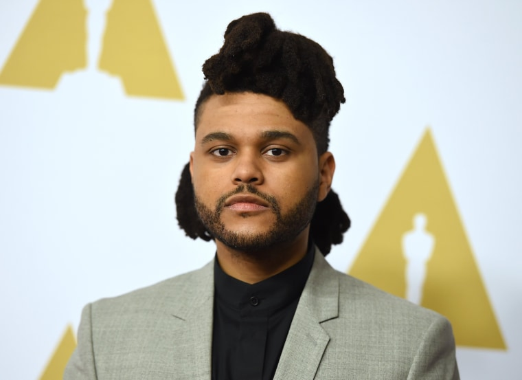 Image: The Weeknd