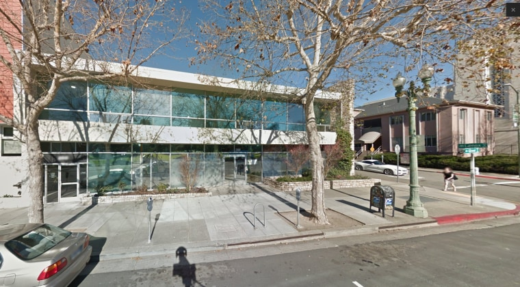 A still taken from Google Street View showing the exterior of Community Health for Asian Americans.