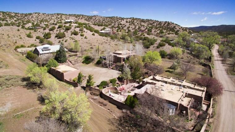 Old Santa Fe Abode