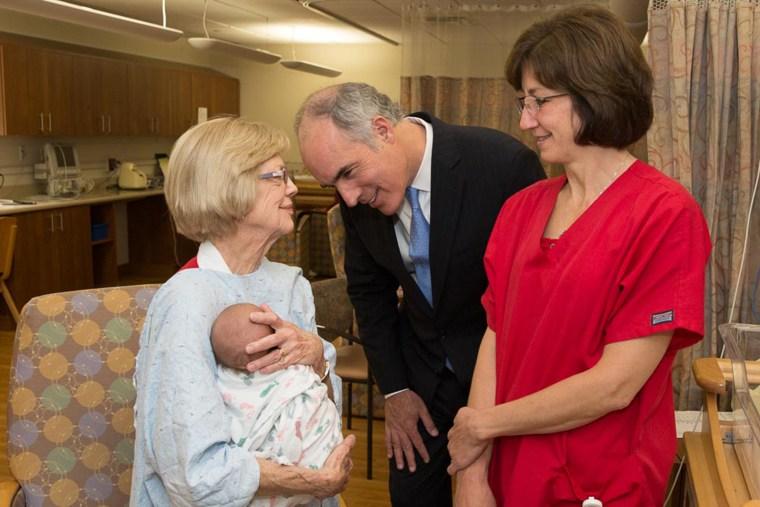 Baby cuddlers needed to help infants in heroin withdrawal