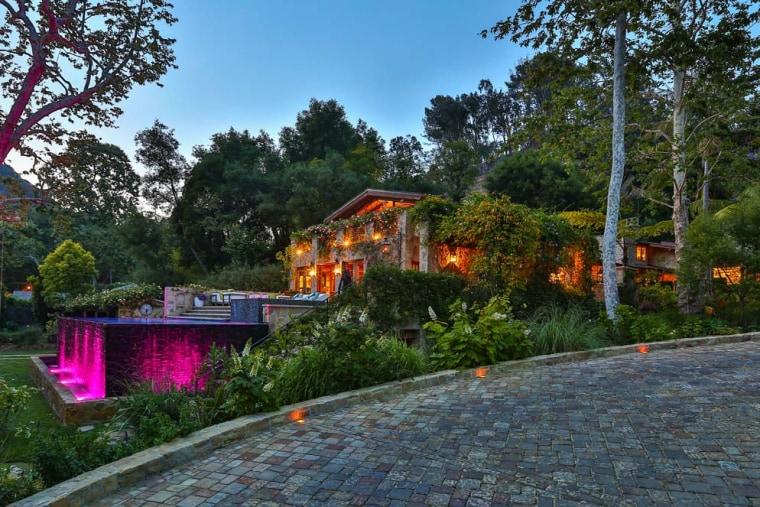 Jennifer Lopez's house