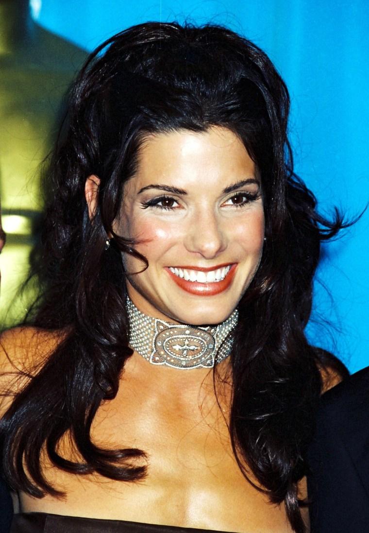 Sandra Bullock S Hair Evolution