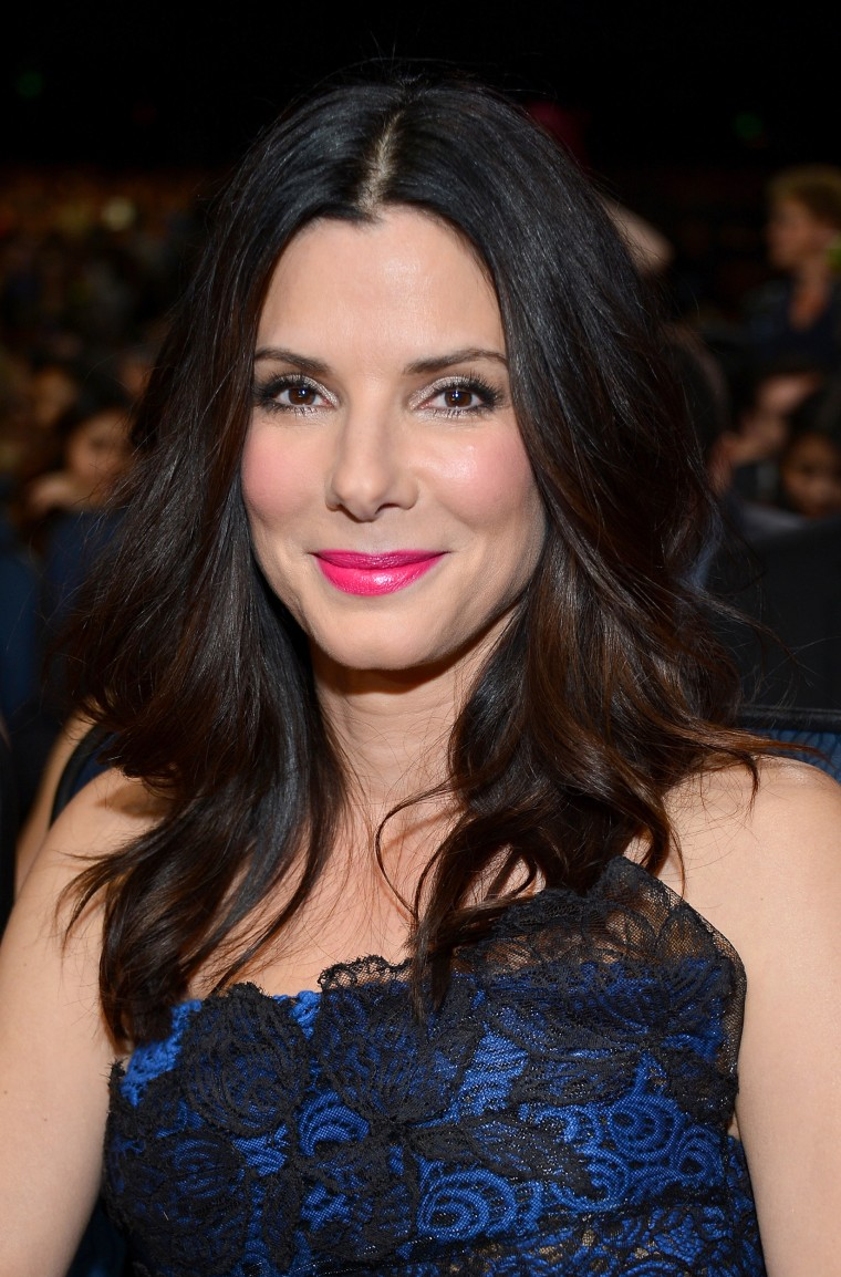 Sandra S Closet: Sandra Bullock's Hair Evolution
