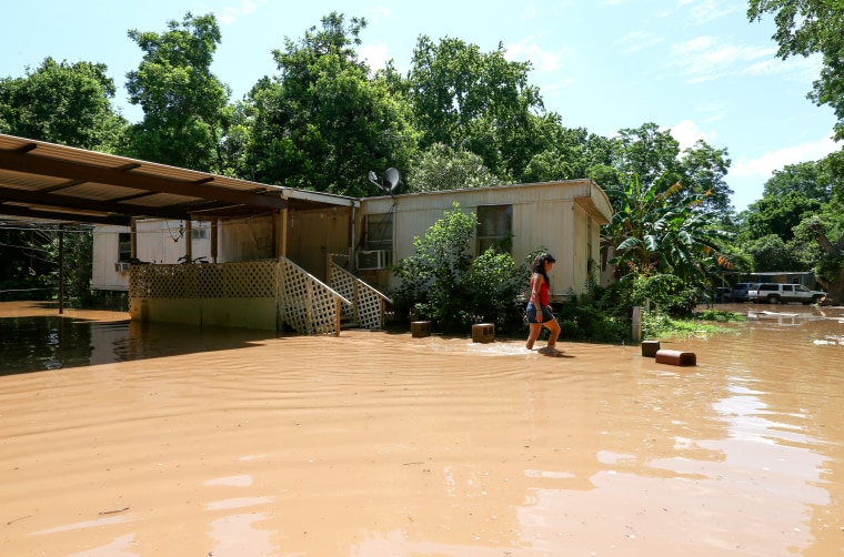 Image: Texas Flooding