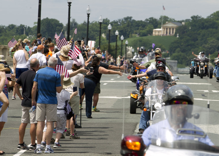 Image: Rolling Thunder Memorial Day
