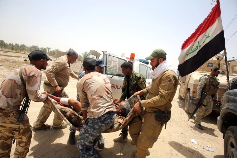 Image: IRAQ-CONFLICT-FALLUJAH