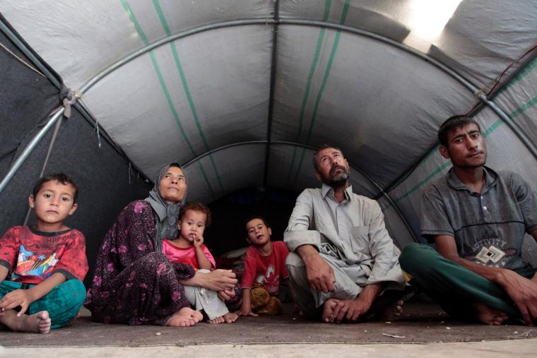 Image: IRAQ-CONFLICT