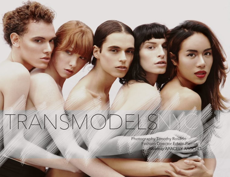 Trans Models, based in New York City, is one of the world's first transgender modeling agencies.