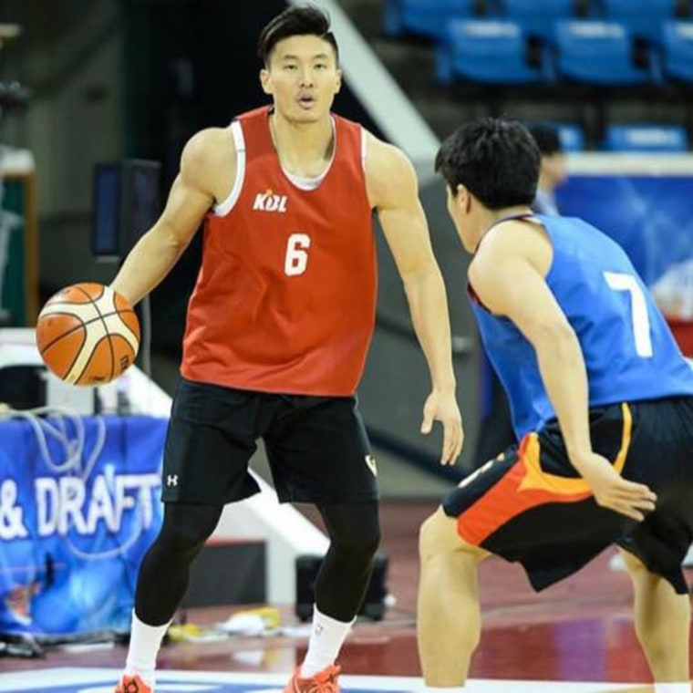 For Benjamin Kil, Korean Basketball League Is A Second
